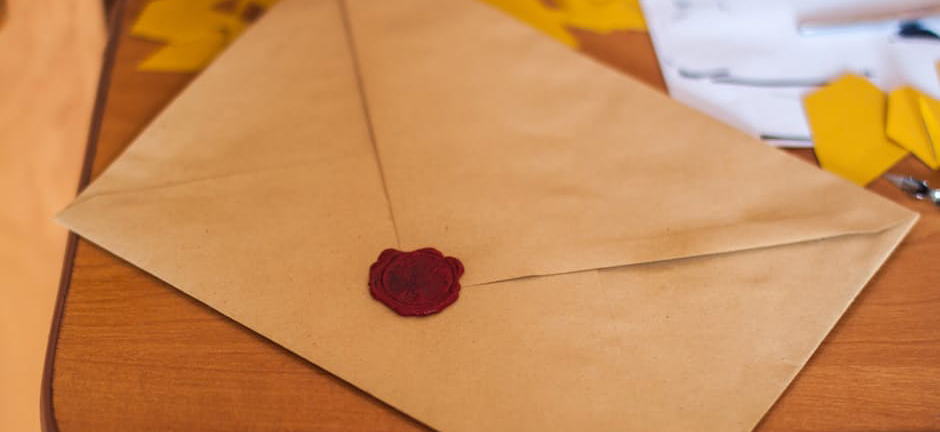 family heirlooms, historical letters, family letters, preserving letter