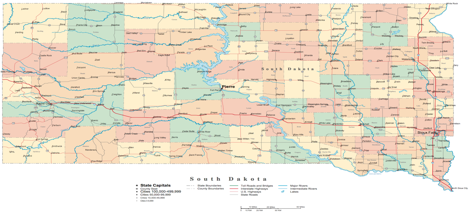 South Dakota Genealogy Ancestry State Guide