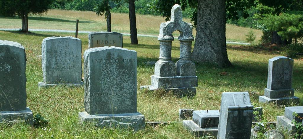 backward cemetery, tombstones, cemetery tips