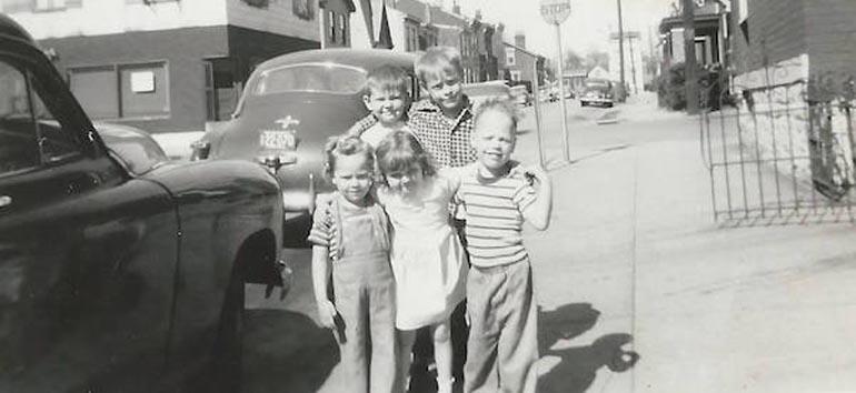 Black & White Old Photos