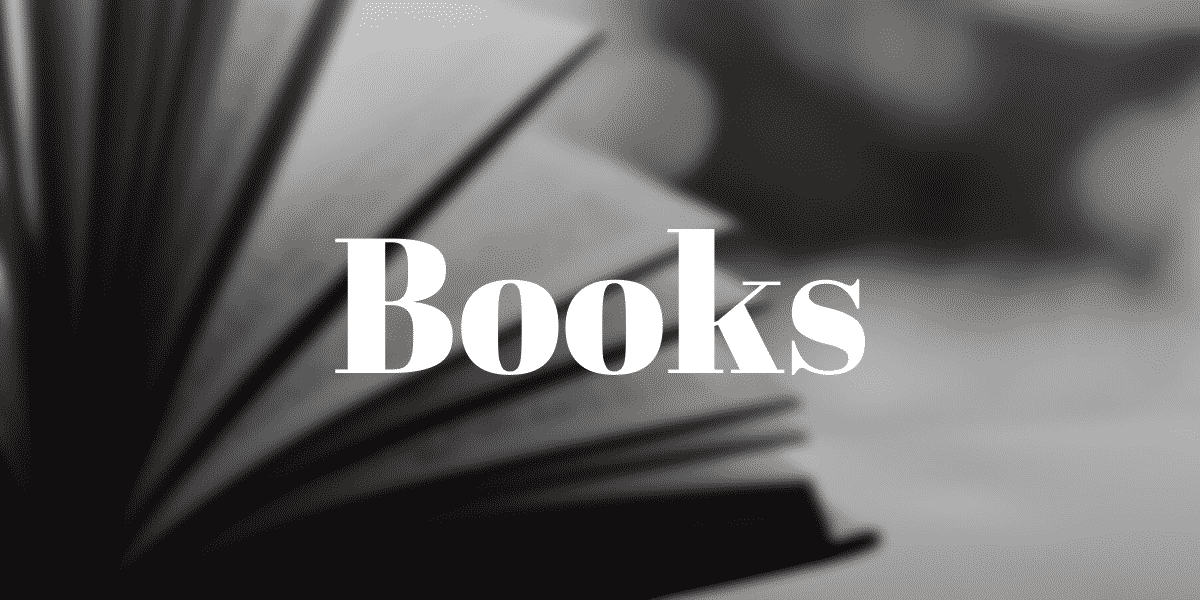 Books Section Header