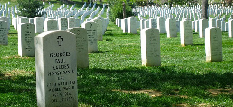 Arlington National military cemtery