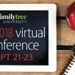 2018 Fall Virtual Genealogy Conference