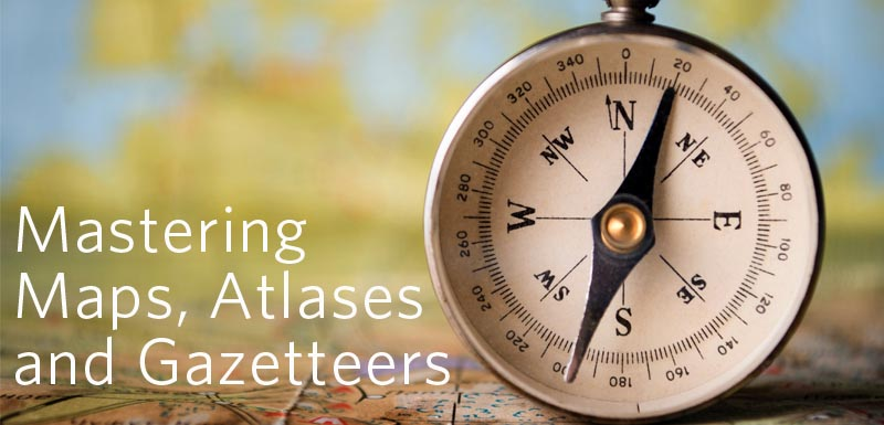 Maps, Atlases and Gazetteers Online Genealogy Course
