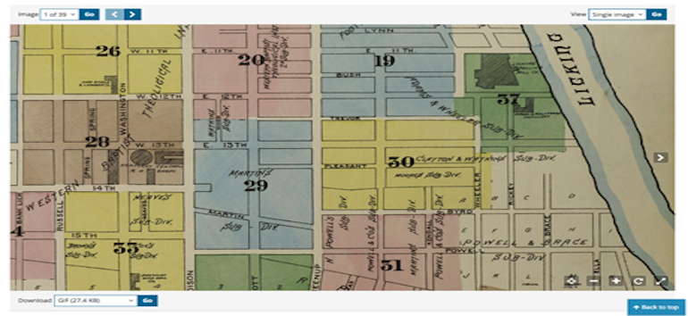 How To Use The Library Of Congress New Sanborn Maps For