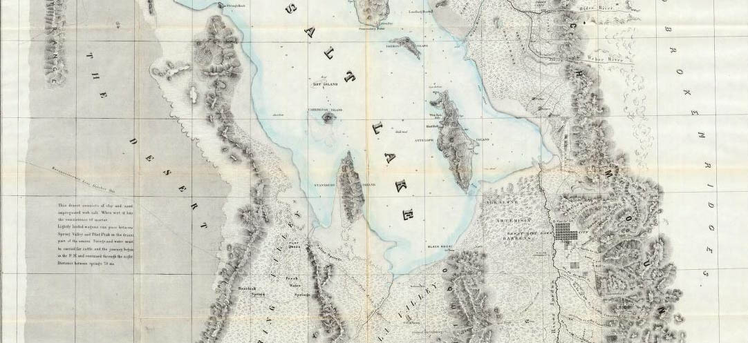 historical map of salt lake, historical map of utah