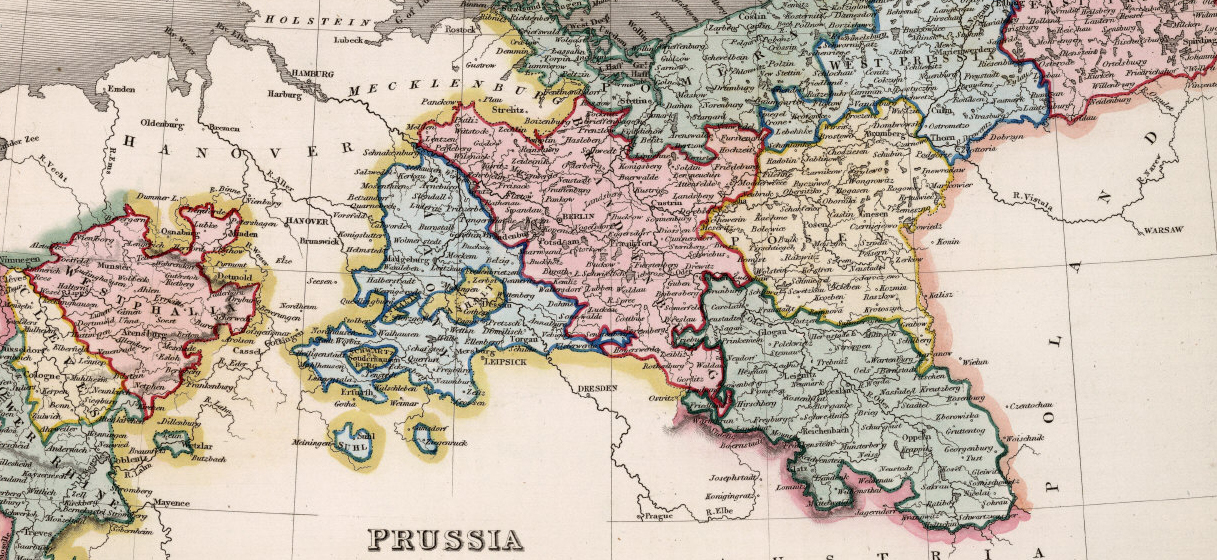 What is Prussia? - Family Tree Kingdom Of Prussia Map on franco-prussian war, teutonic knights, wilhelm ii, german emperor, kingdom of axum map, prussia today map, crimean war, prussia on world map, union of soviet socialist republics map, united kingdom, king of prussia mall map, east prussia 1945 map, napoleonic wars, german confederation, prussia 1861 map, democratic republic of the congo map, austrian empire, german empire, west prussia map, prussia history map, kingdom of prussia flag, holy roman empire, kingdom of prussia 1815, confederation of the rhine map, east prussia, austro-prussian war, weimar republic, battle of waterloo, kingdom of prussia history, kingdom of denmark map, grand duchy of lithuania map, prussia 1853 map, prussia on a map, prussia flag map, kingdom of prussia coat of arms, unification of germany,