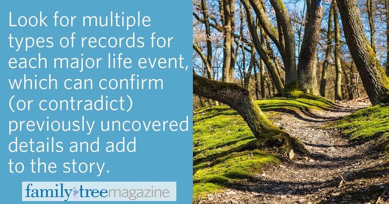 Tip: Multiple Types of Records