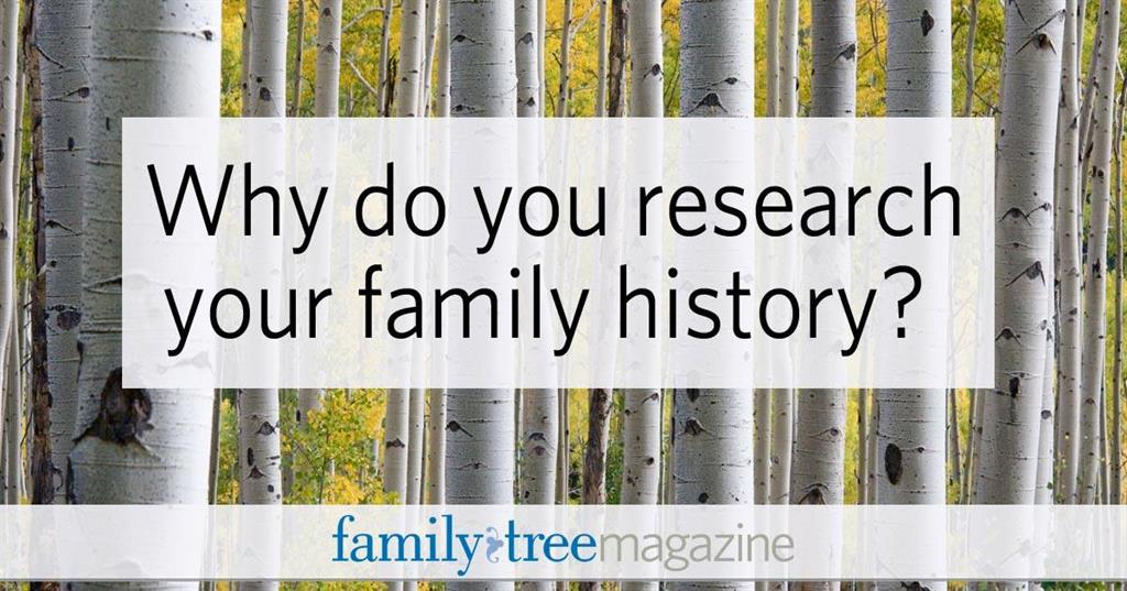 Why do you research?