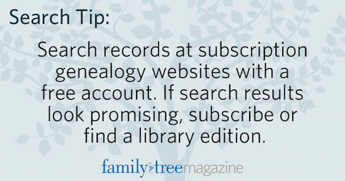 start here 25 websites for genealogy beginners family tree