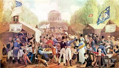 ancestors celebrated 4th july