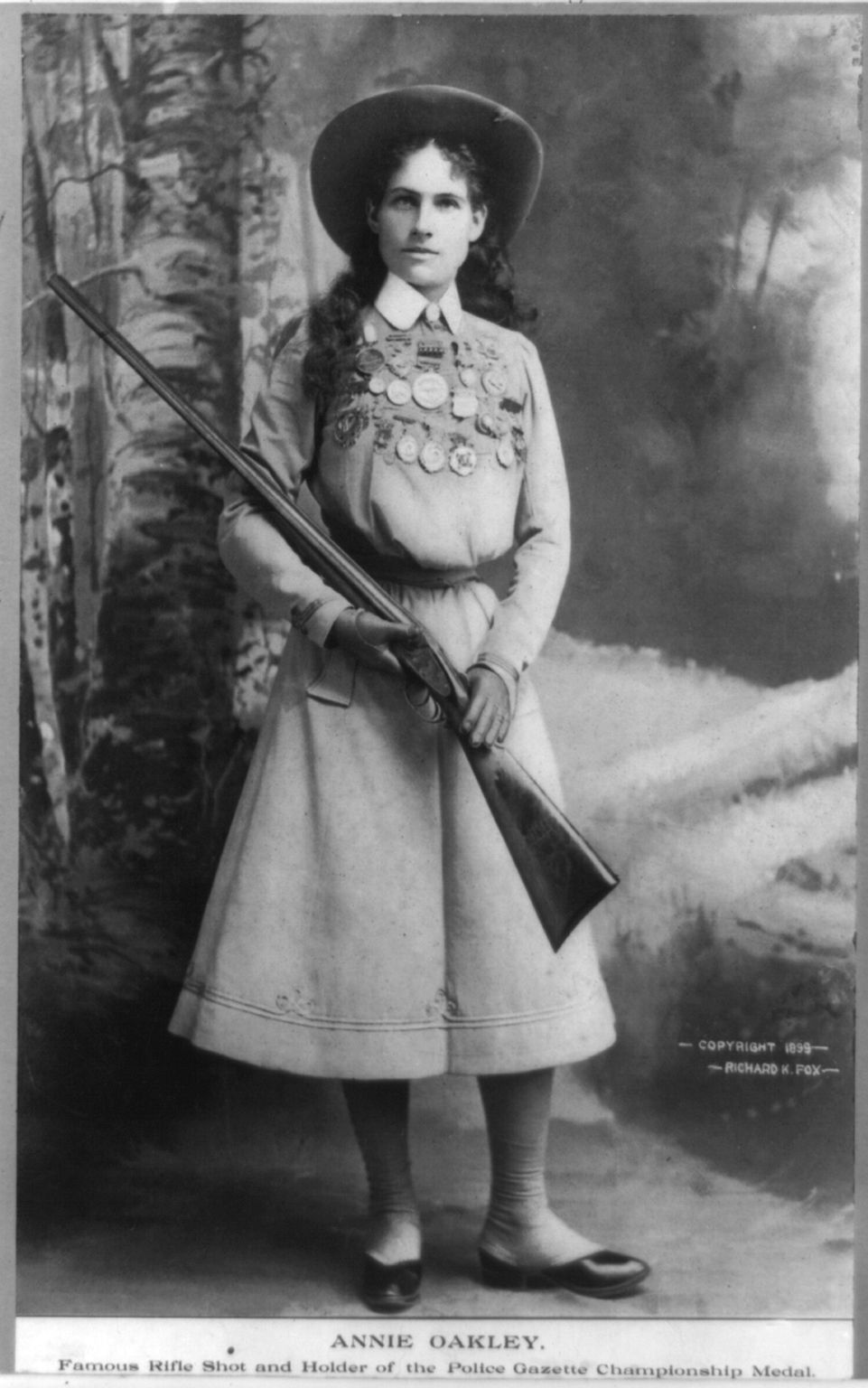 Annie oakley pictures of dresses
