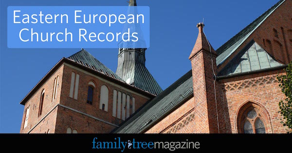 Eastern European Church Records