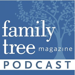 Family Tree Magazine Podcast logo