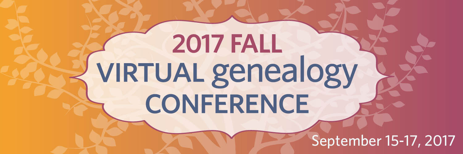 2017 Fall Conference September