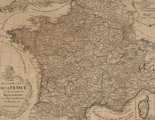 bastille day map