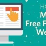 How to Make a Free Family Website