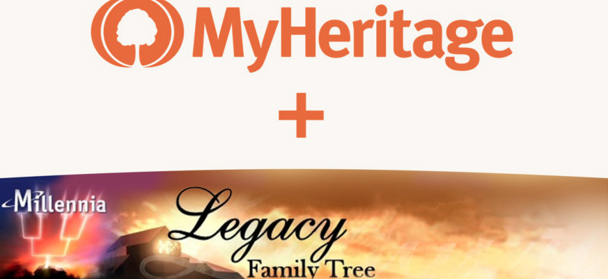 myheritage acquires legacy family tree, legacy family tree