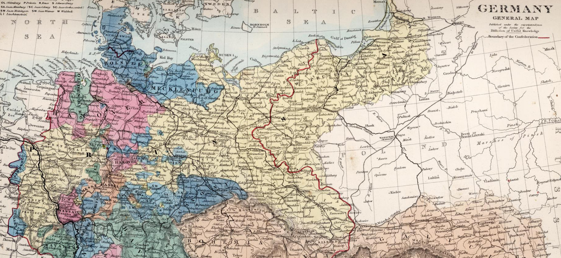 german states, historical states of germany, research roadmap