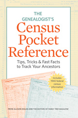 Genealogist's Census Pocket Reference