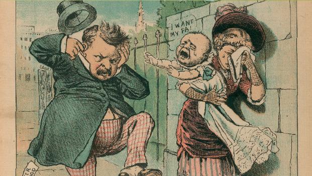 Political Cartoon