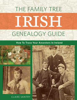 irish genealogy guide, genealogy book, irish genealogy