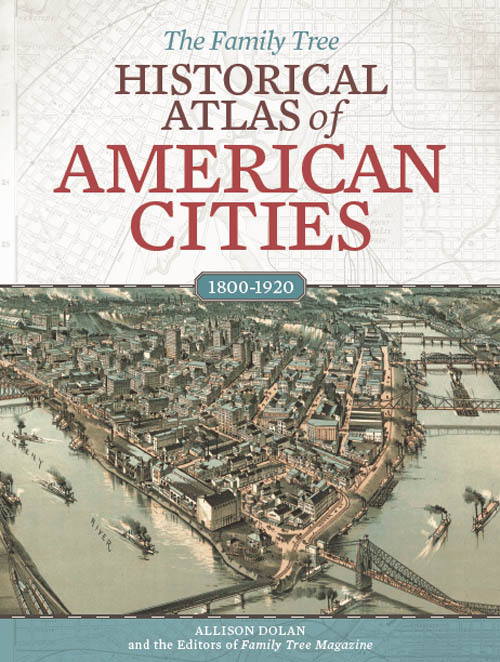 If You D Like To Take Your Map Research Offline Family Tree Books Has A Line Of Historical Map Books That Collect The Most Useful Maps From Different Areas