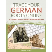 Trace Your German Roots Online book