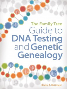 guide to dna testing, genetic genealogy guide, dna book