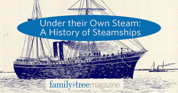 Immigration via Steamship