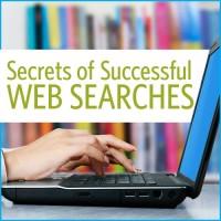 secrets of successful web searches