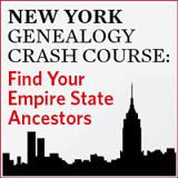 New York Genealogy Crash Course