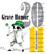 2011 Grave Humor Desk Calendar