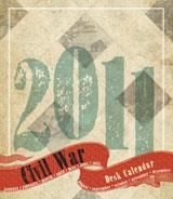 2011 Civil War Desk Calendar