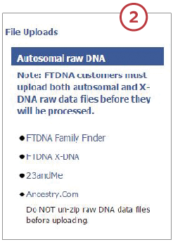 Tutorial: Analyze Your DNA with GEDmatch - Family Tree