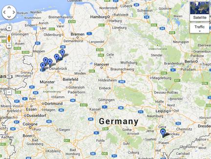 Four Ways Ive Found German Ancestors Birthplaces Family Tree