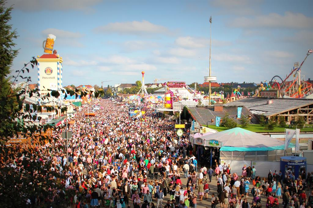 Bucket list: Visit Germany for Oktoberfest