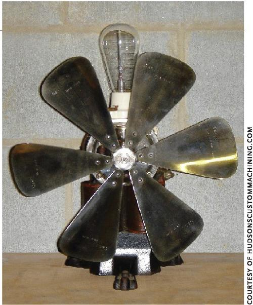 History About The Electric Fan : History matters electric fans family tree