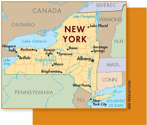 New York Fast Facts and Key Resources  Family Tree