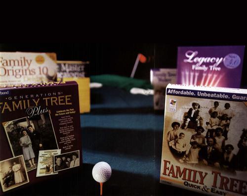 Software Scorecard - Family Tree