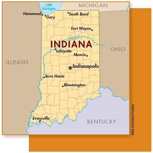 indiana fast facts resources