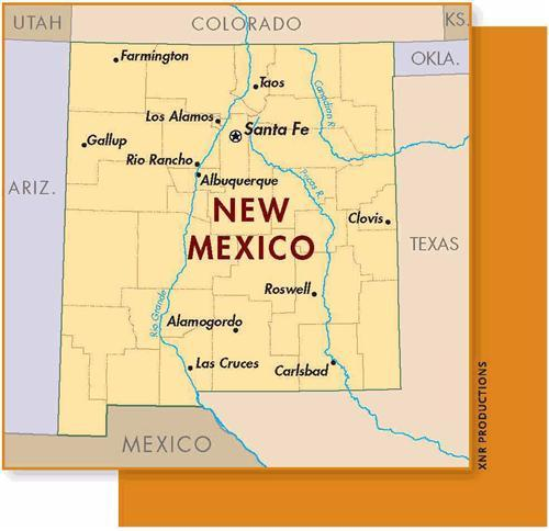 new mexico fast facts and key resources
