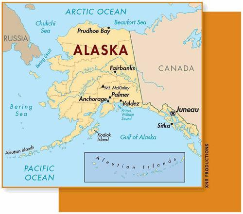 alaska facts resources