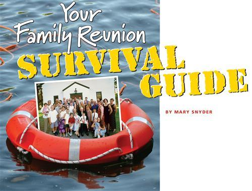 Celebrate: Your Family Reunion Survival Guide - Family Tree