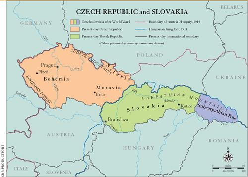 Czech and Slovak Personal and Place Names - Family Tree