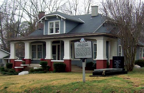 Alex Haley's Home