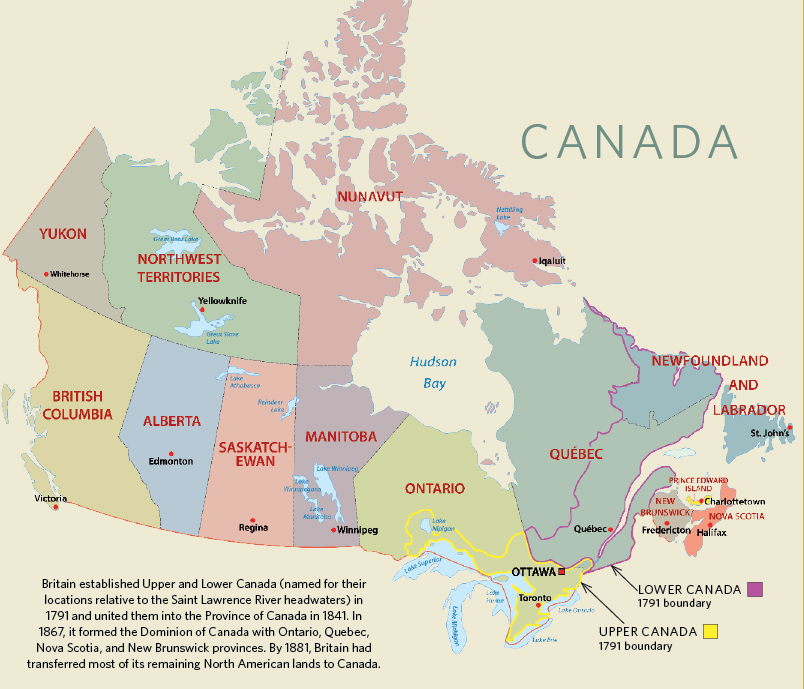 11 Resources and Records for Canadian Genealogy - Family Tree