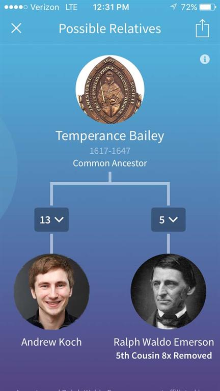 Ancestry.com's new genealogy app will make you (feel) famous