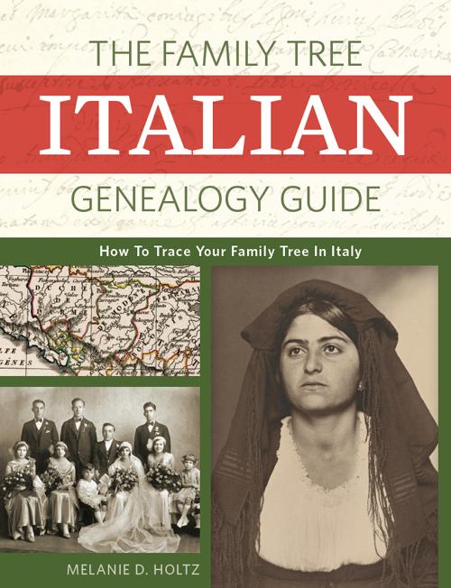 family tree italian genealogy guide, italian book, italian ancestors, italian heritage, book cover, family tree books, genealogy books