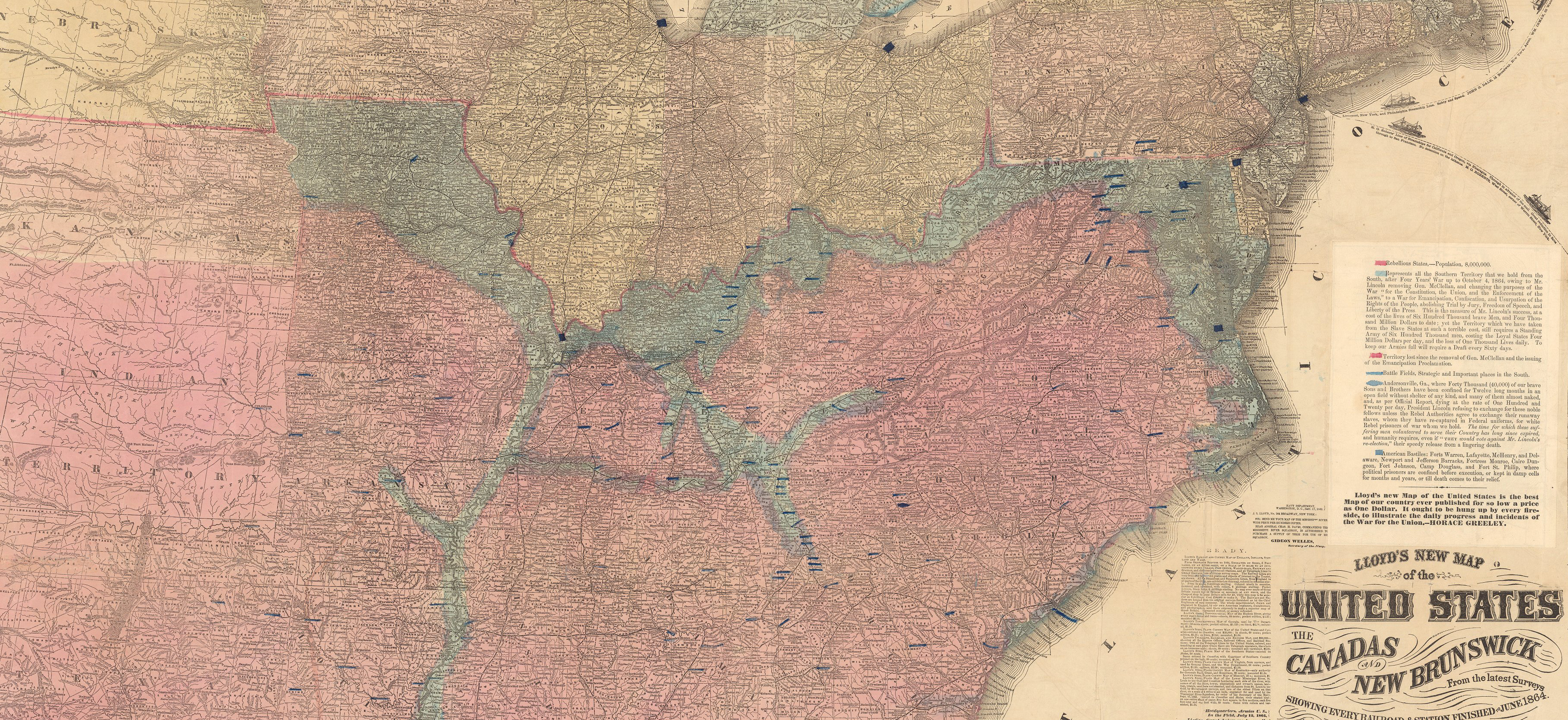 civil war maps, maps of the south, maps of the civil war,